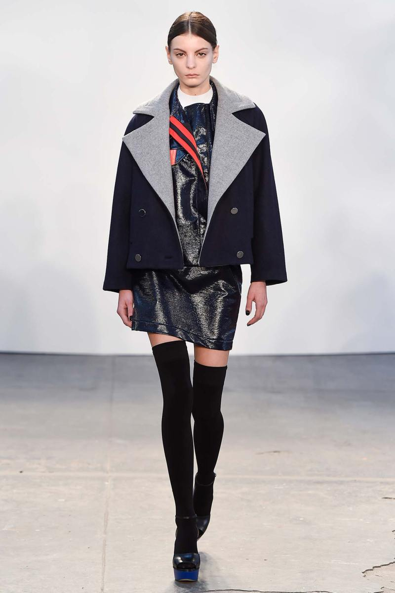 Tanya Taylor Ready to Wear FW 2015 NYFW (10)