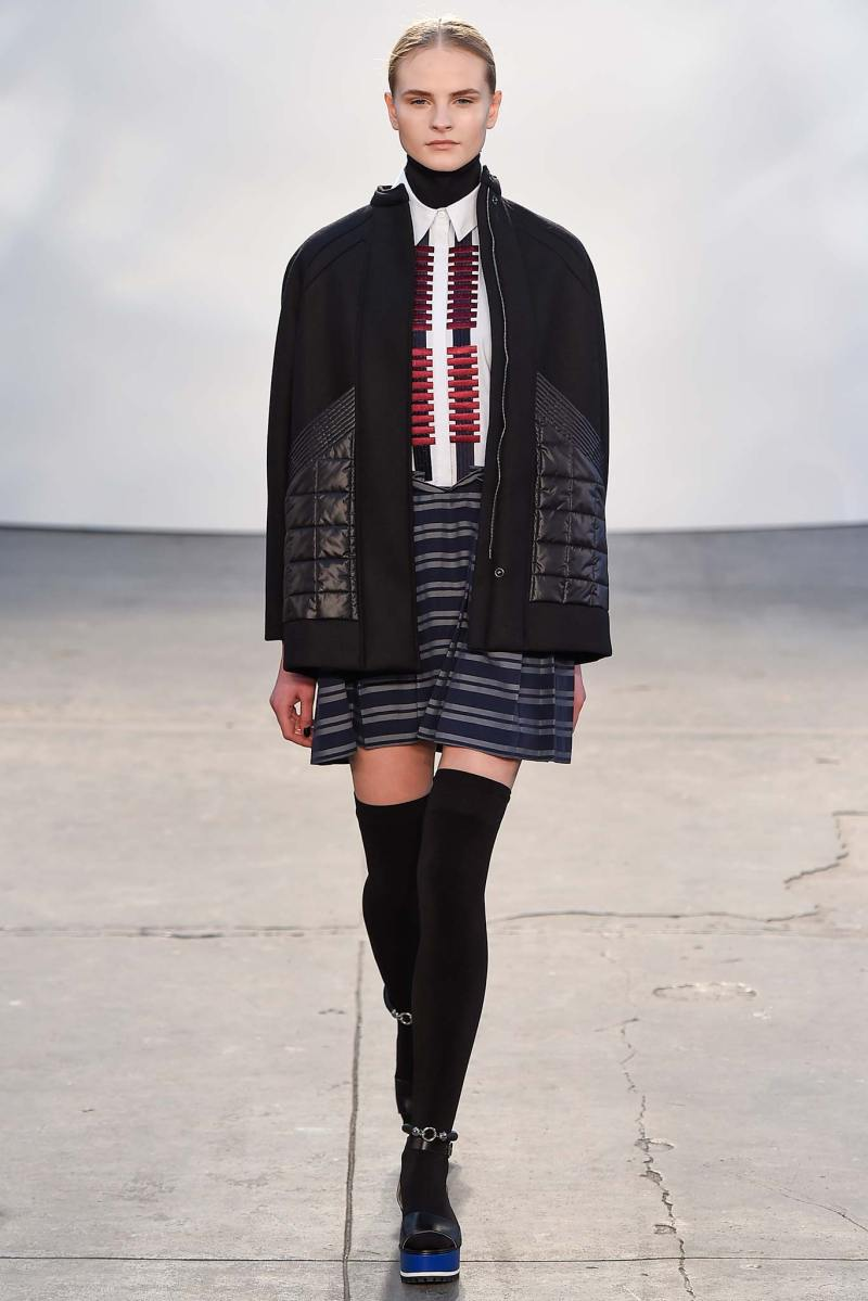 Tanya Taylor Ready to Wear FW 2015 NYFW (13)