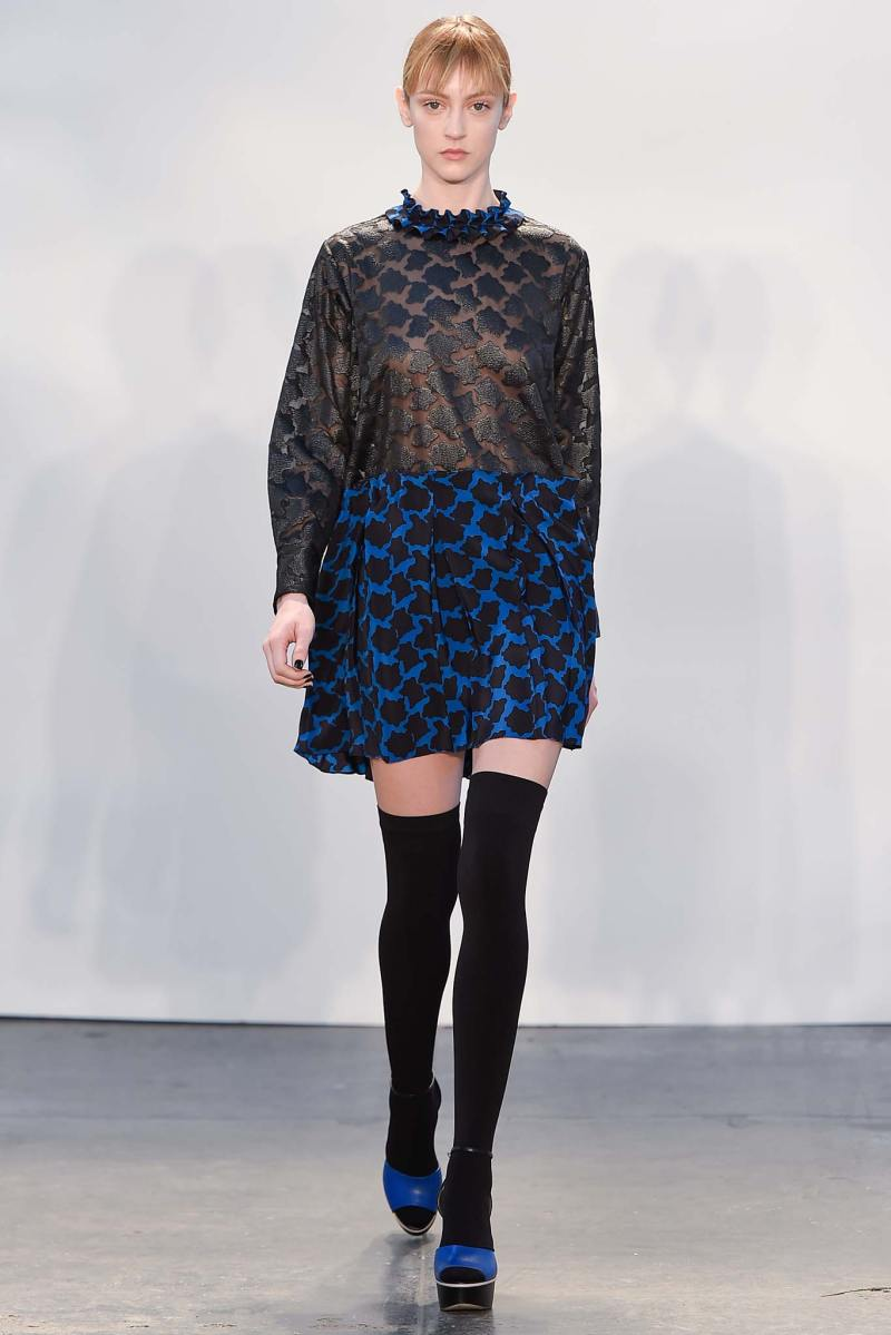 Tanya Taylor Ready to Wear FW 2015 NYFW (3)