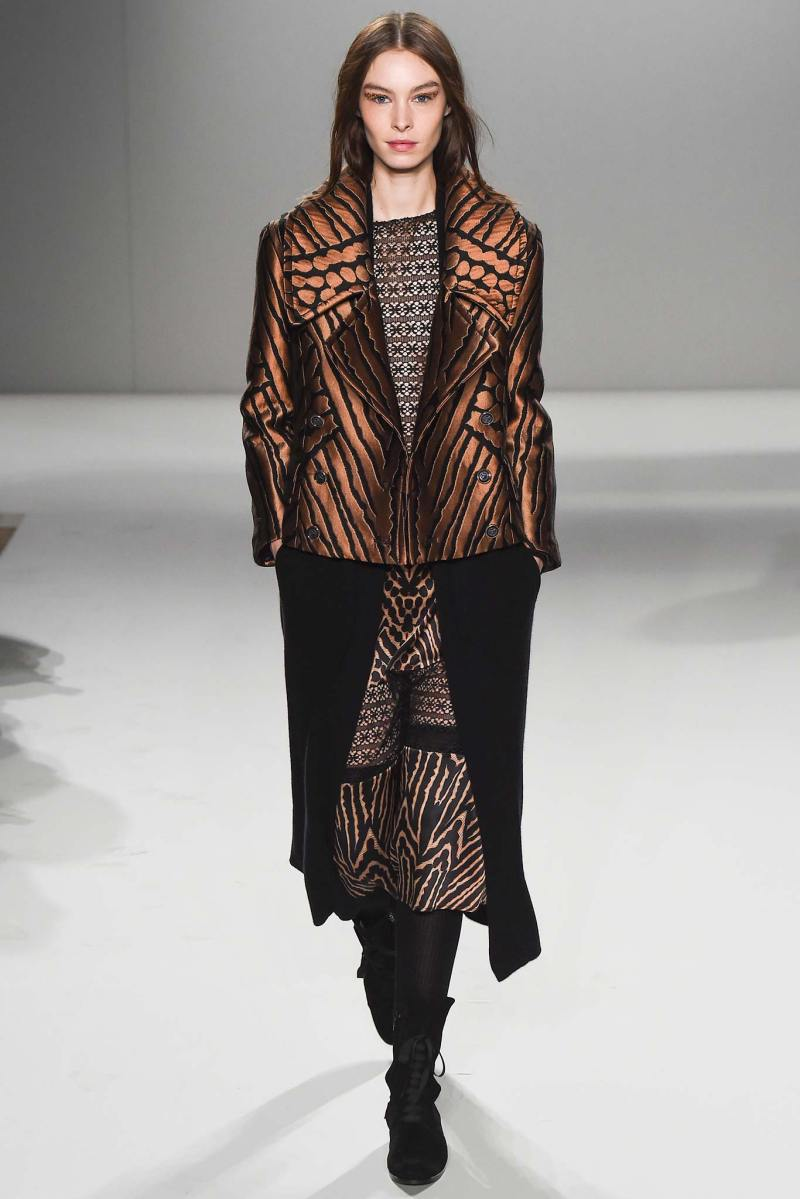 Temperley London Ready to Wear FW 2015 LFW (5)