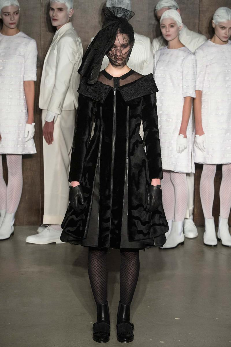 Thom Browne Ready to Wear FW 2015 NYFW (11)