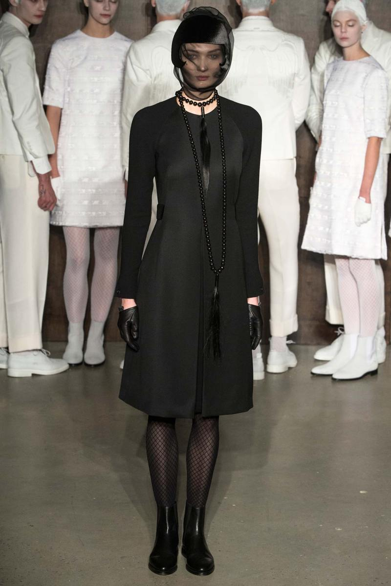 Thom Browne Ready to Wear FW 2015 NYFW (12)