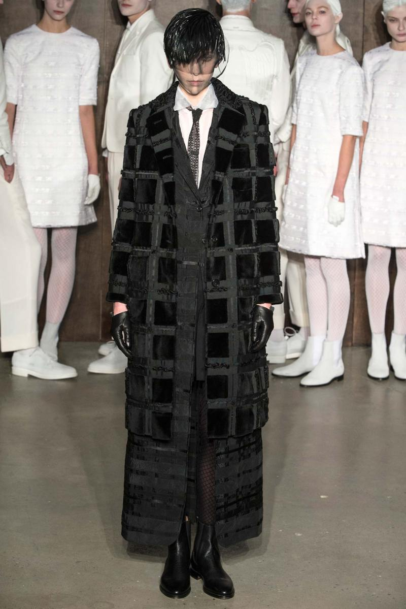 Thom Browne Ready to Wear FW 2015 NYFW (24)