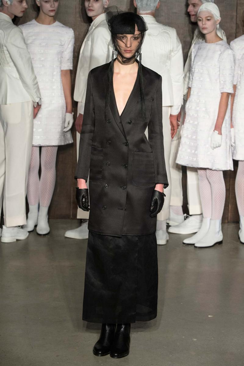 Thom Browne Ready to Wear FW 2015 NYFW (28)