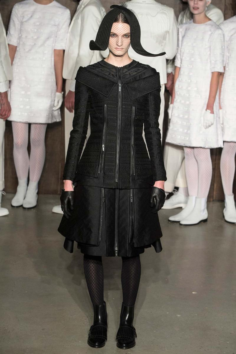Thom Browne Ready to Wear FW 2015 NYFW (30)