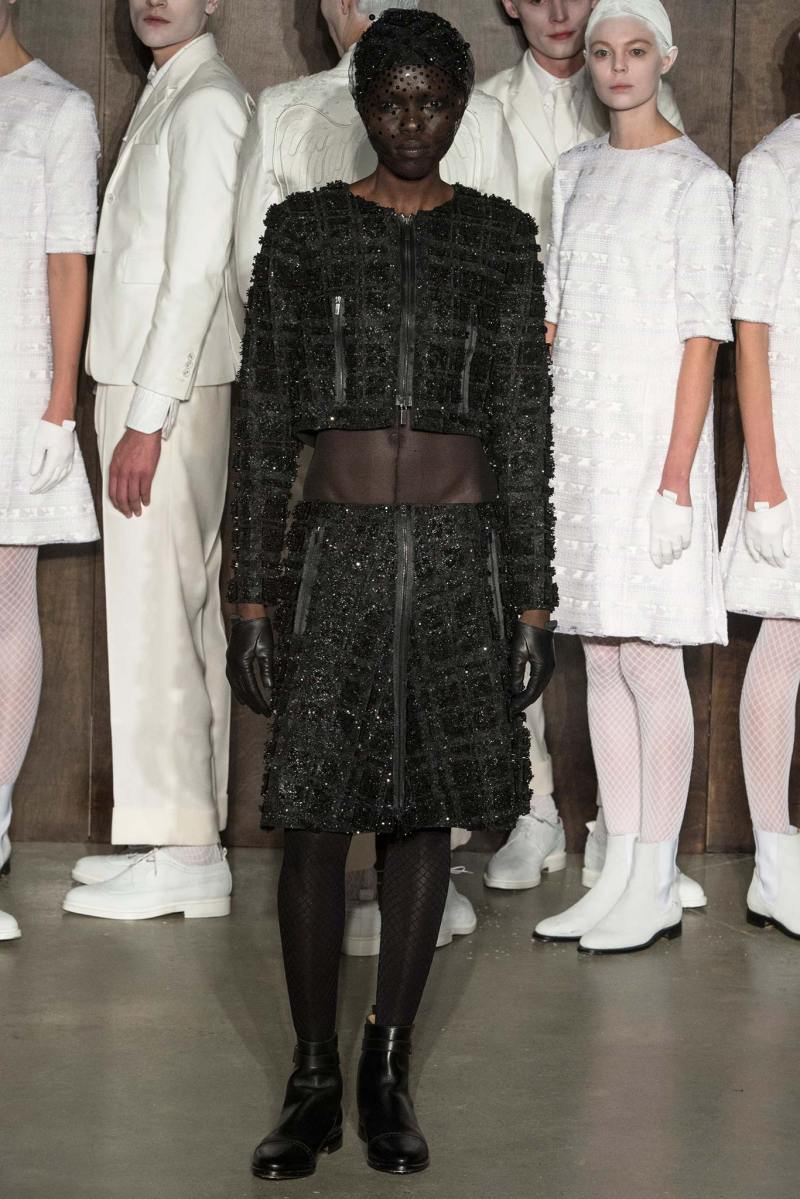 Thom Browne Ready to Wear FW 2015 NYFW (41)