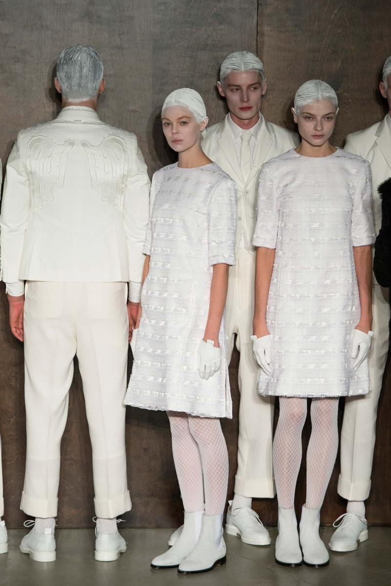 Thom Browne Ready to Wear FW 2015 NYFW (43)