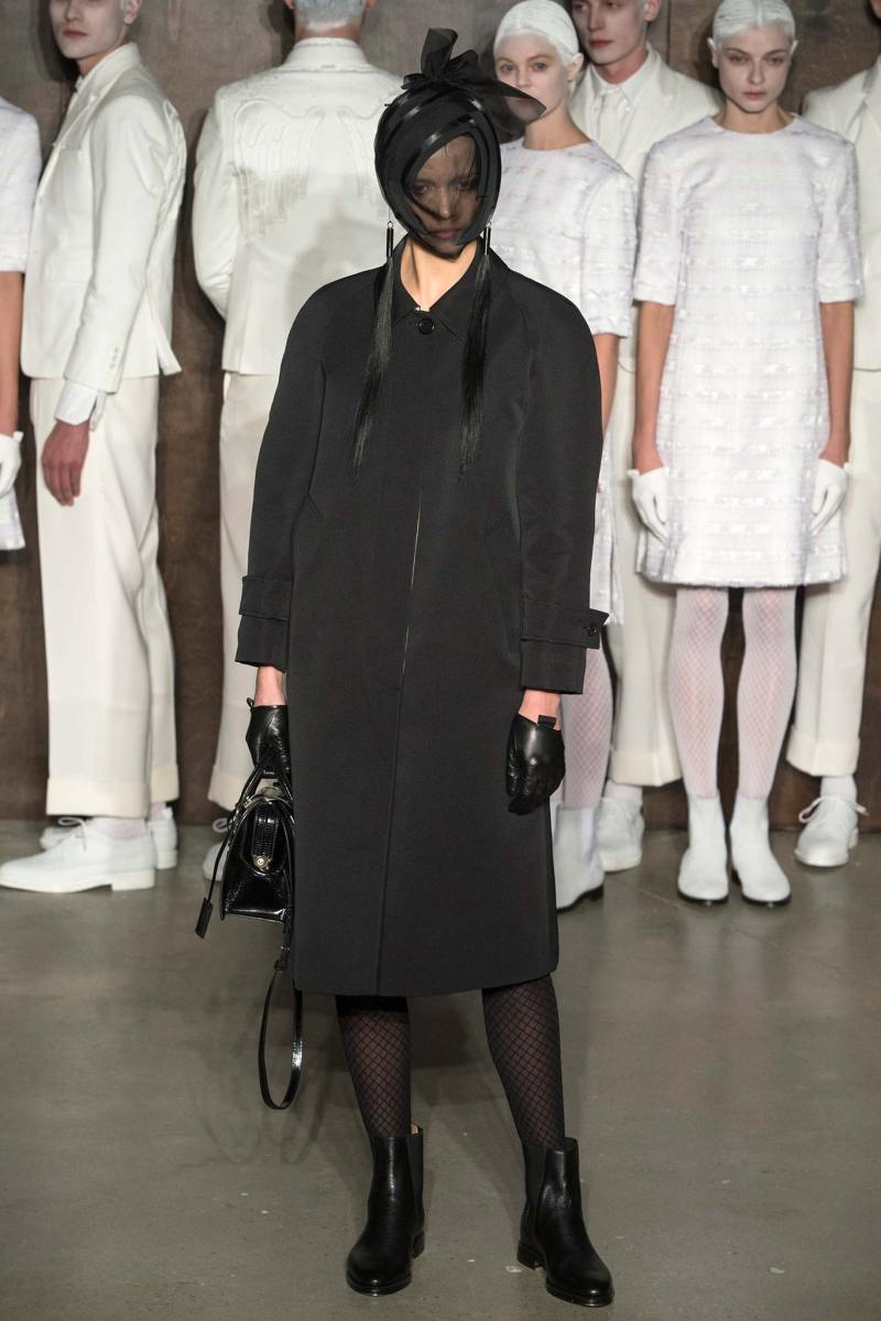 Thom Browne Ready to Wear FW 2015 NYFW (7)