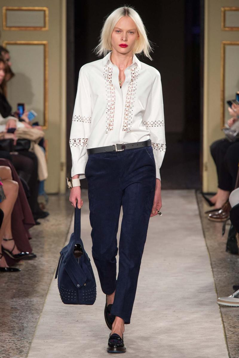 Tod's Ready to Wear FW 2015 MFW (10)
