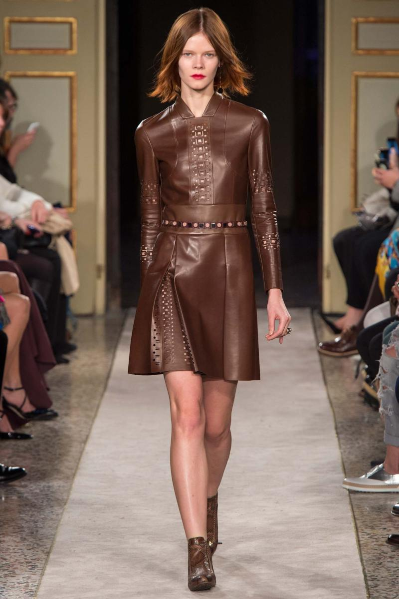 Tod's Ready to Wear FW 2015 MFW (21)
