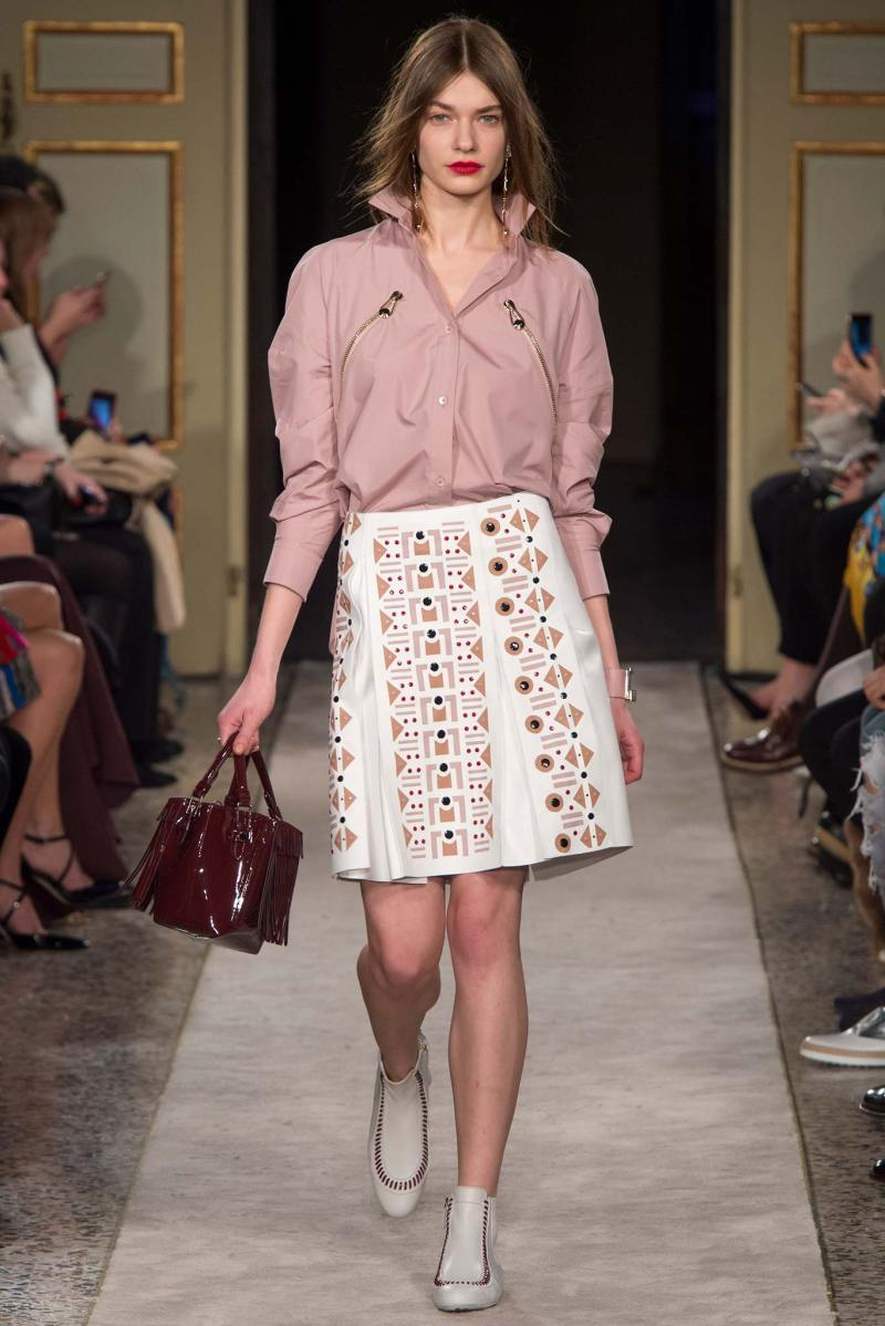 Tod's Ready to Wear FW 2015 MFW (26)