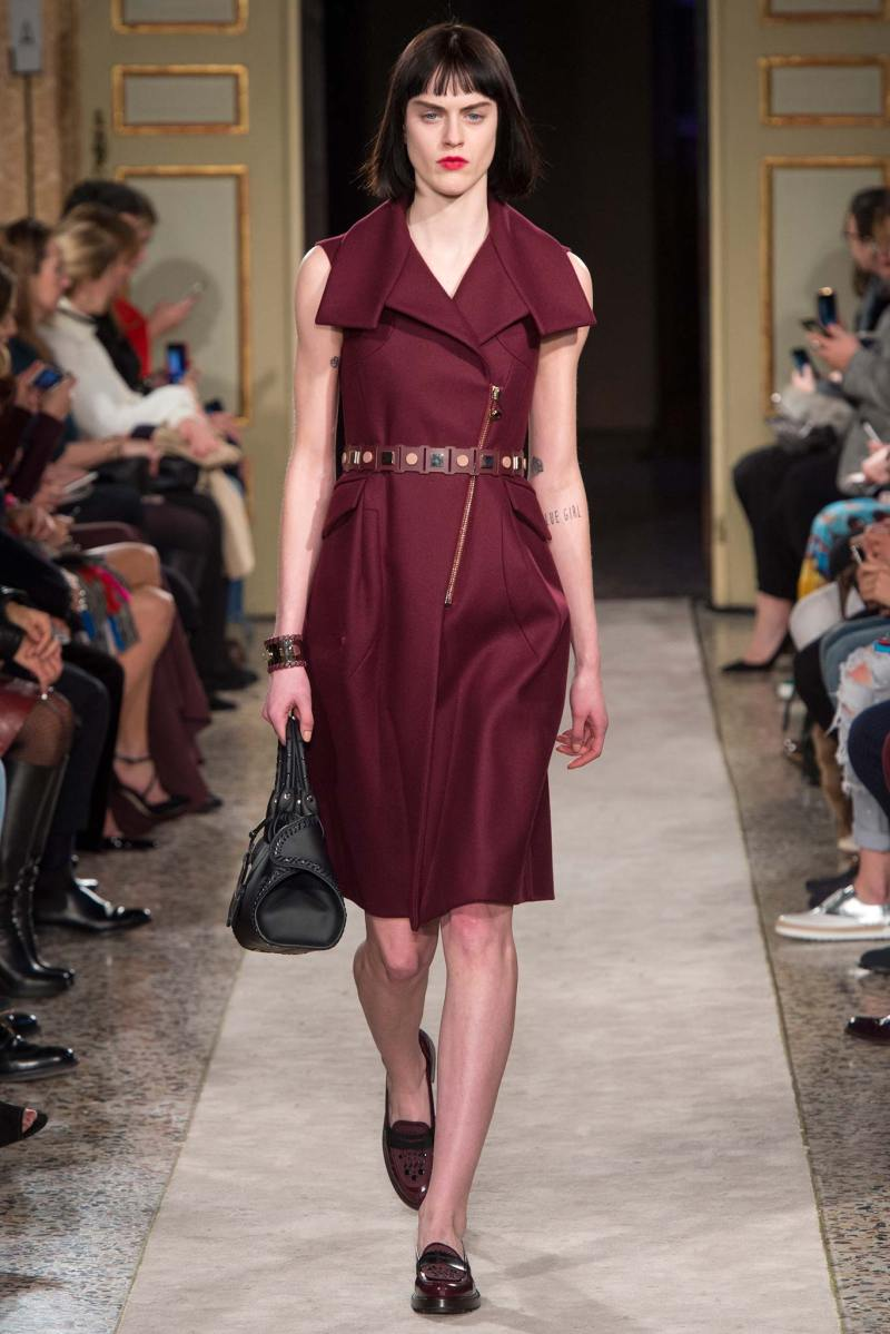 Tod's Ready to Wear FW 2015 MFW (7)