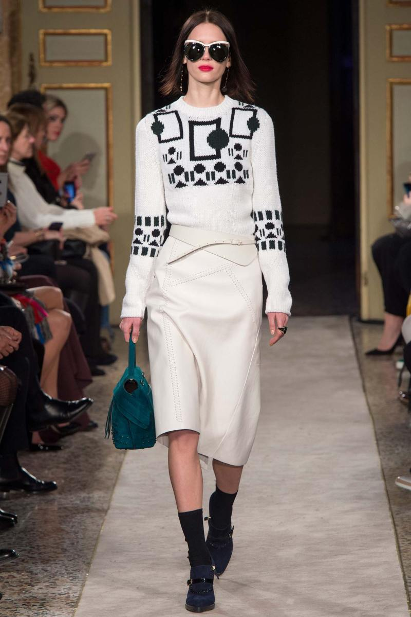 Tod's Ready to Wear FW 2015 MFW (8)