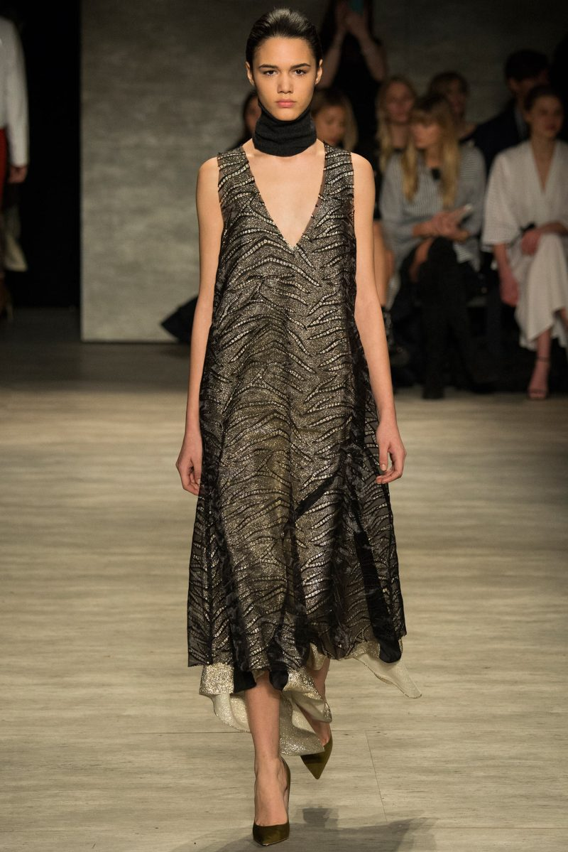 Tome Ready to Wear FW 2015 NYFW