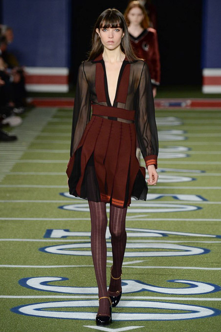 Tommy Hilfiger Ready to Wear FW 2015 NYFW (11)
