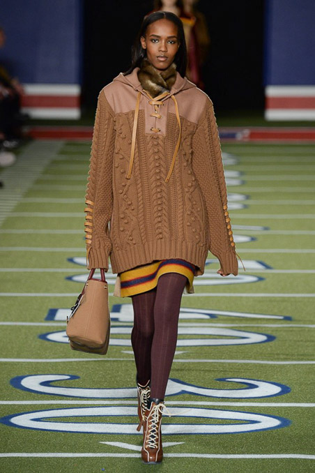 Tommy Hilfiger Ready to Wear FW 2015 NYFW (18)
