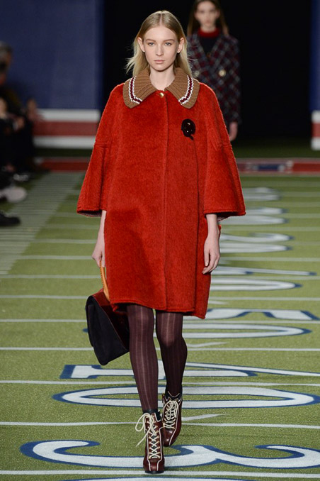 Tommy Hilfiger Ready to Wear FW 2015 NYFW (22)