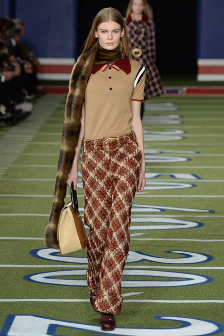 Tommy Hilfiger Ready to Wear FW 2015 NYFW (26)