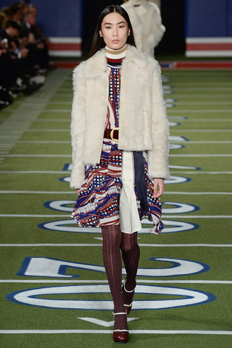 Tommy Hilfiger Ready to Wear FW 2015 NYFW (29)