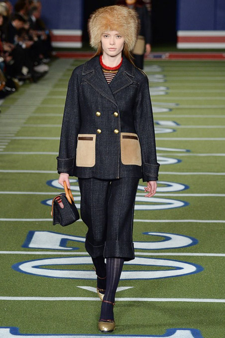 Tommy Hilfiger Ready to Wear FW 2015 NYFW (39)