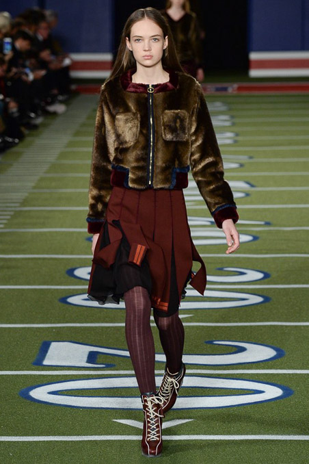 Tommy Hilfiger Ready to Wear FW 2015 NYFW (4)