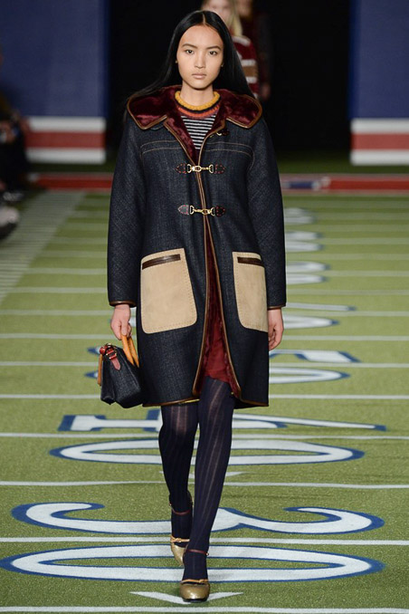 Tommy Hilfiger Ready to Wear FW 2015 NYFW (40)