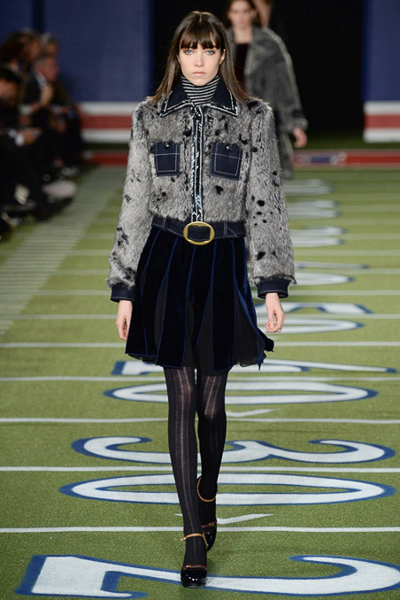 Tommy Hilfiger Ready to Wear FW 2015 NYFW (46)
