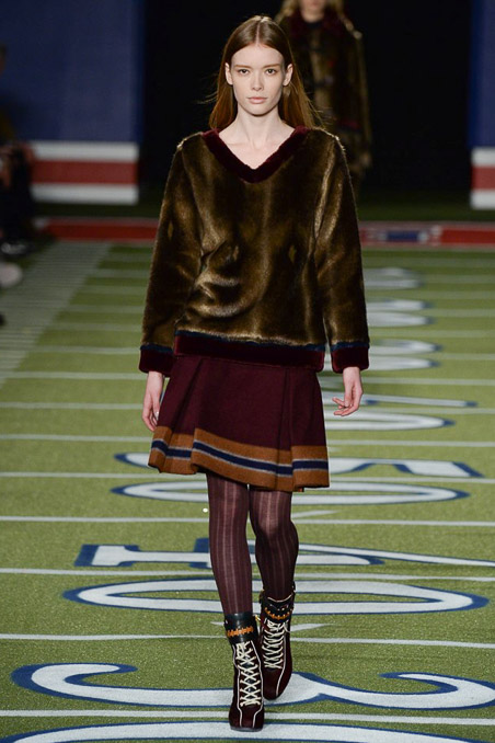 Tommy Hilfiger Ready to Wear FW 2015 NYFW (5)