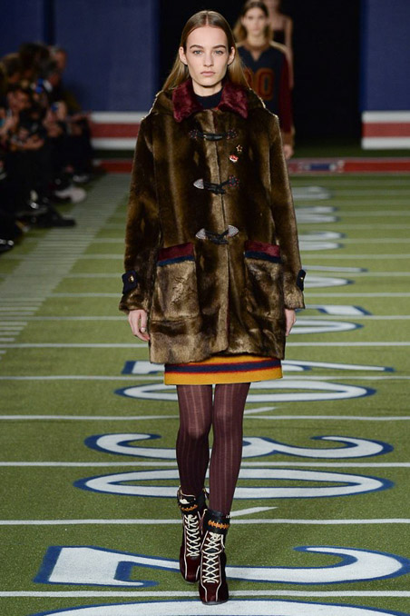 Tommy Hilfiger Ready to Wear FW 2015 NYFW (6)