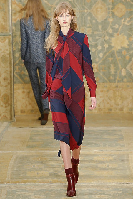 Tory Burch Ready to Wear FW 2015 NYFW (12)
