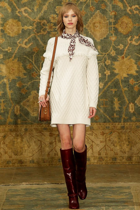 Tory Burch Ready to Wear FW 2015 NYFW (23)