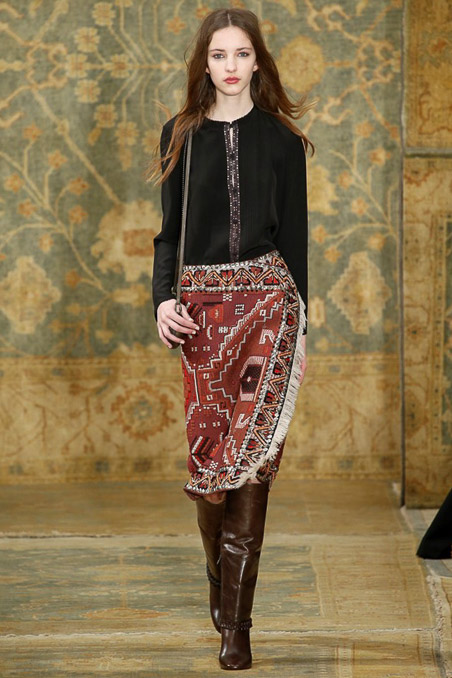Tory Burch Ready to Wear FW 2015 NYFW (24)