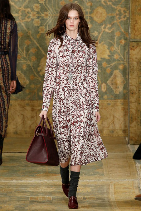 Tory Burch Ready to Wear FW 2015 NYFW (25)