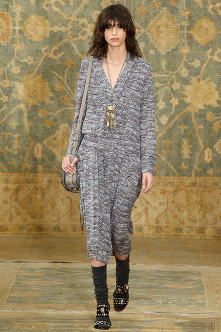 Tory Burch Ready to Wear FW 2015 NYFW (4)