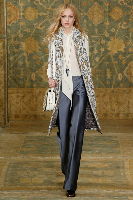 Tory Burch Ready to Wear FW 2015 NYFW (5)