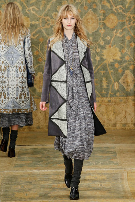 Tory Burch Ready to Wear FW 2015 NYFW (6)