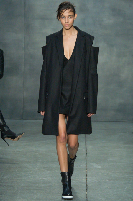 Vera Wang Ready to Wear FW 2015 NYFW (2)