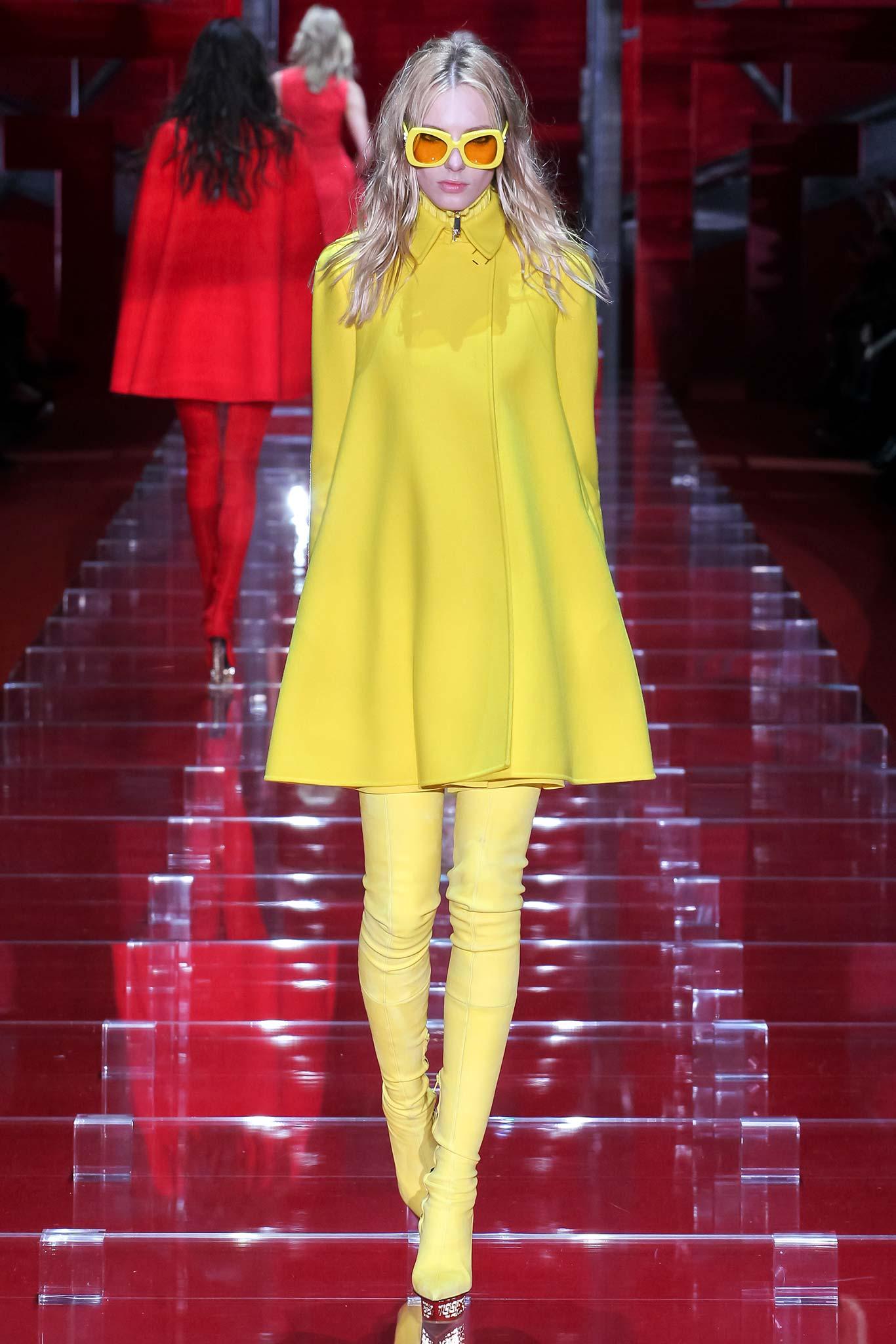 Versace Ready to Wear F/W 2015 MFW