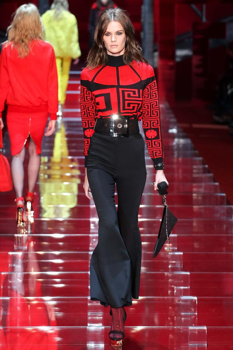 Versace Ready to Wear FW 2015 MFW (13)