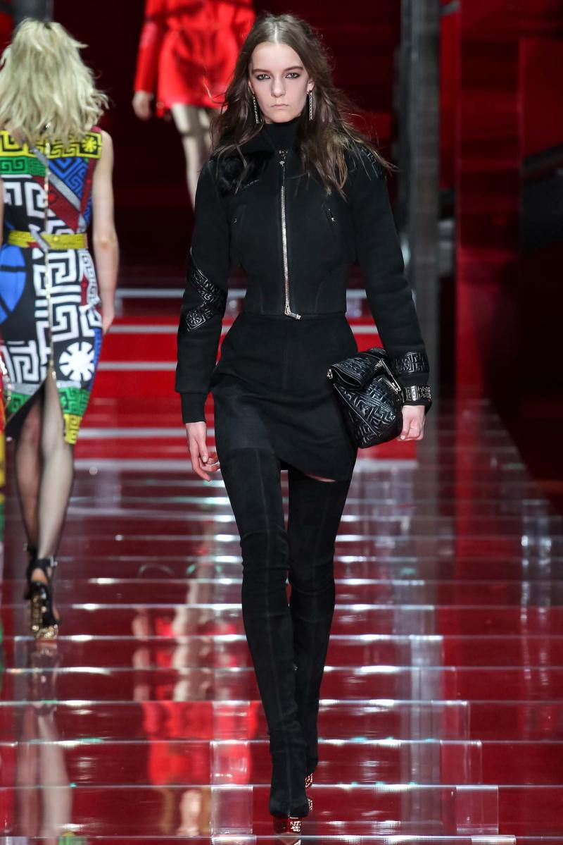 Versace Ready to Wear FW 2015 MFW (23)