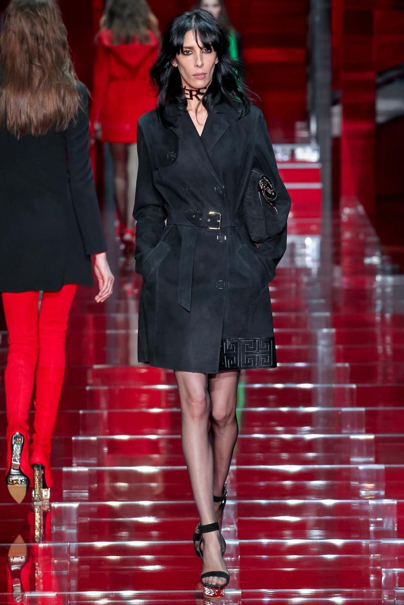 Versace Ready to Wear FW 2015 MFW (26)