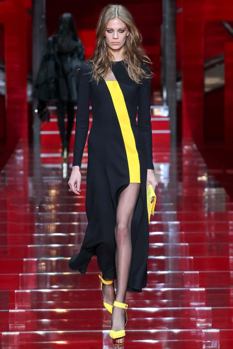 Versace Ready to Wear FW 2015 MFW (37)
