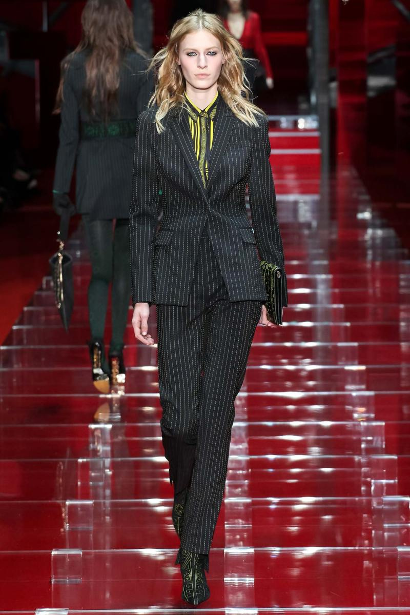Versace Ready to Wear FW 2015 MFW (4)