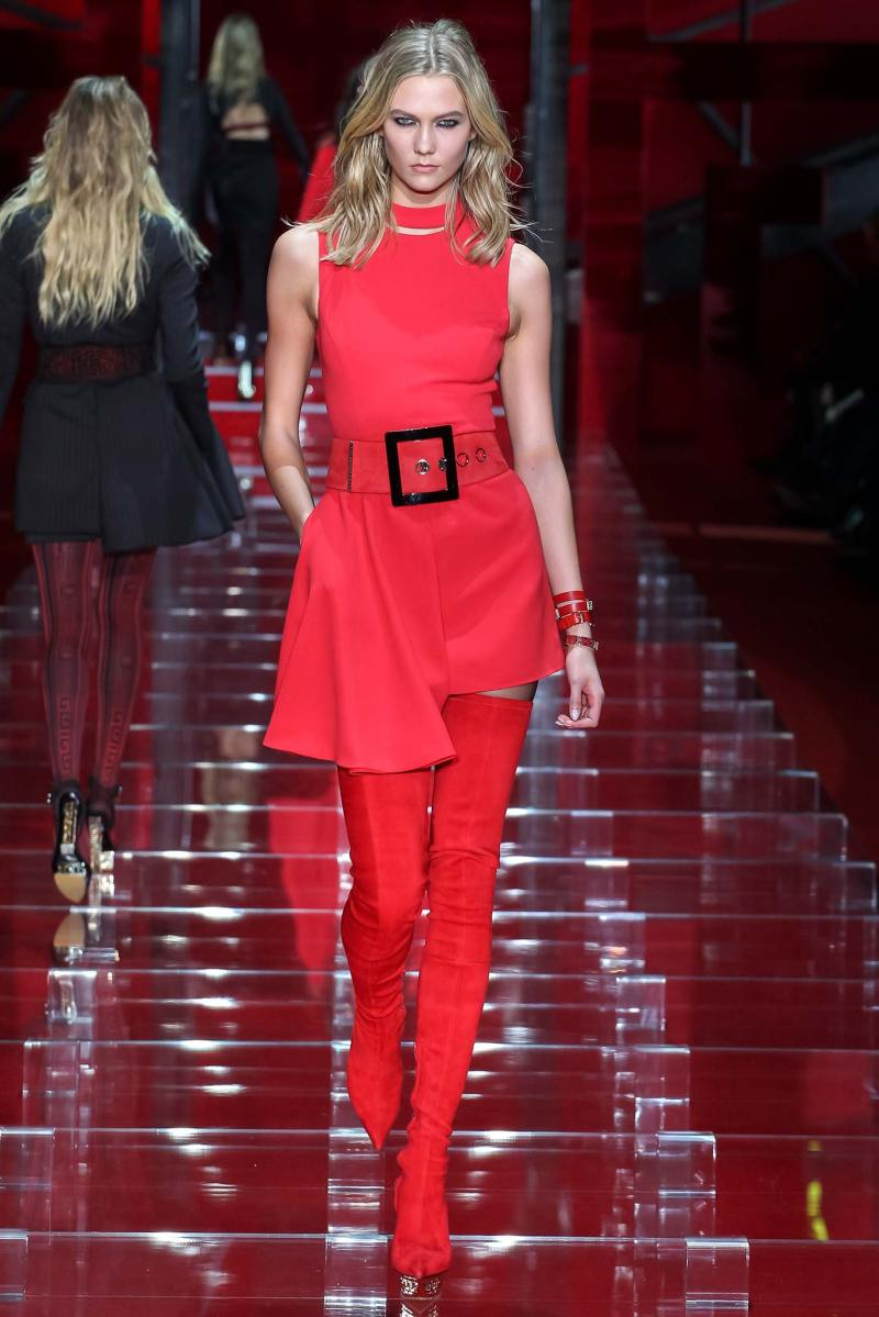 Versace Ready to Wear FW 2015 MFW (8)