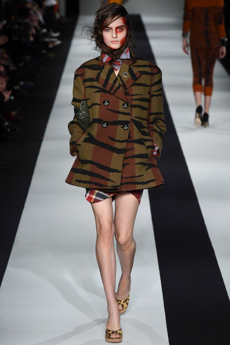 Vivienne Westwood Red Label Ready to Wear FW 2015 LFW (10)