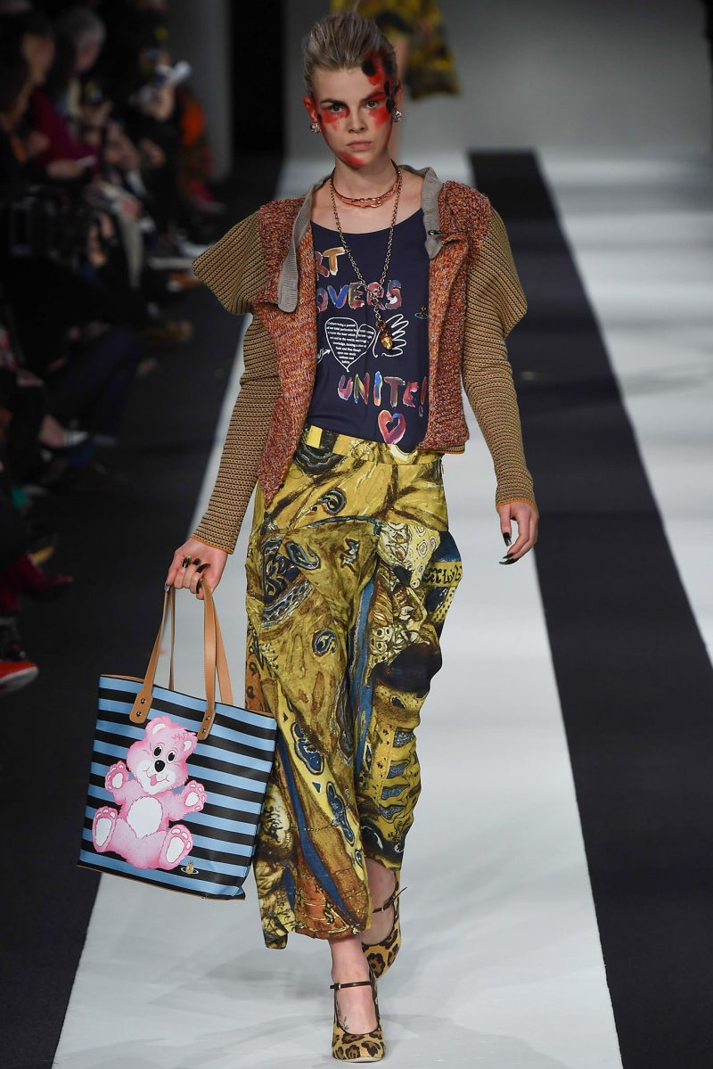Vivienne Westwood Red Label Ready to Wear FW 2015 LFW (25)