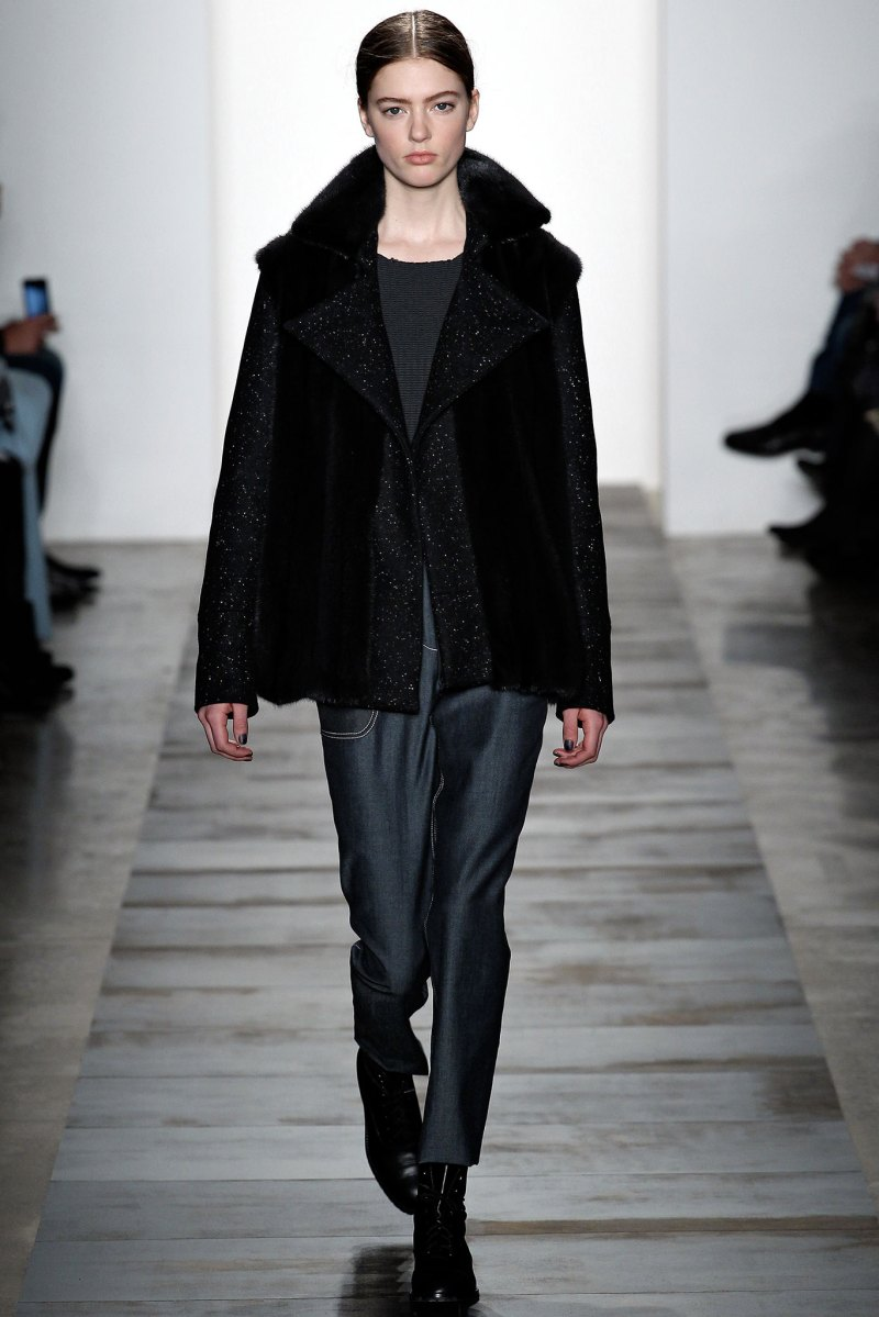 Wes Gordon Ready to Wear FW 2015 NYFW (3)