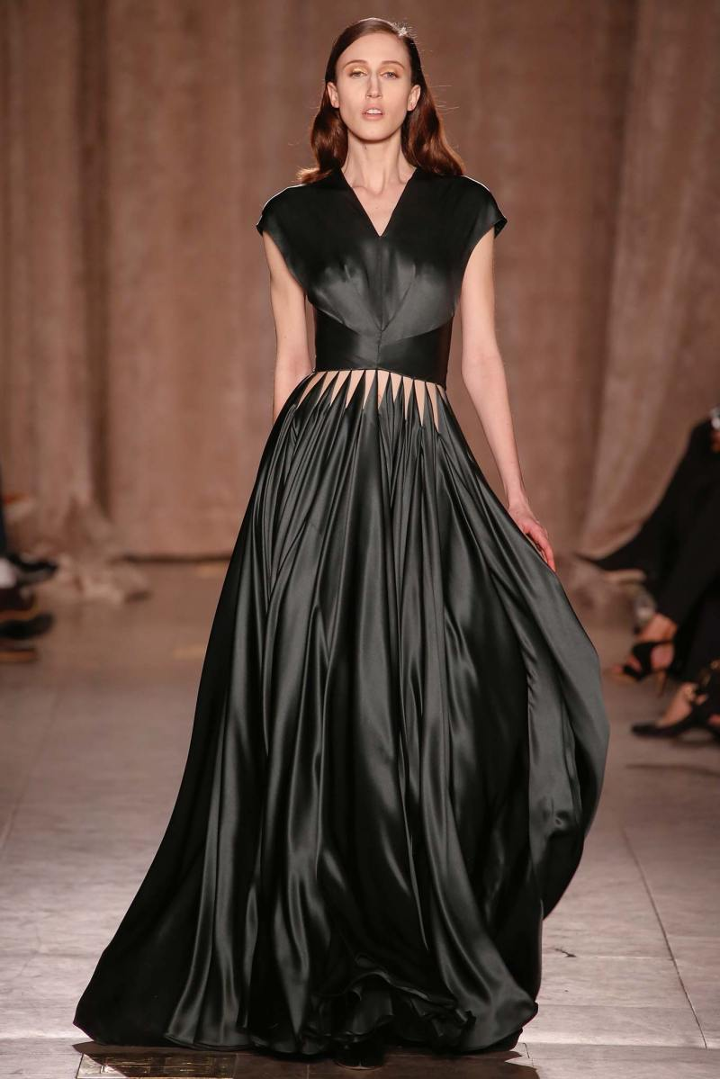 Zac Posen Ready to Wear FW 2015 NYFW (19)