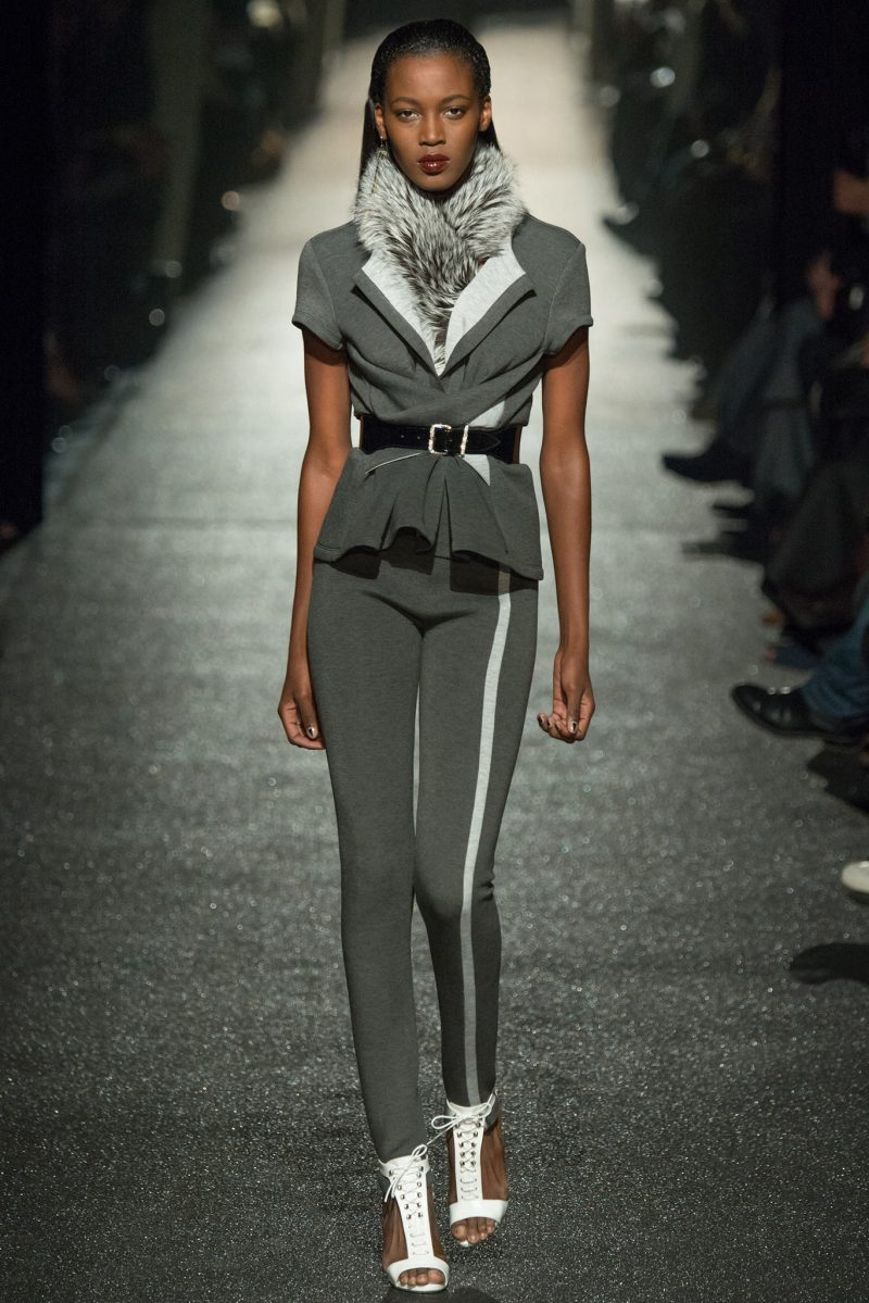 Alexis Mabille Ready to Wear FW 2015 PFW (2)