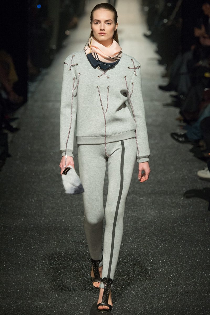 Alexis Mabille Ready to Wear FW 2015 PFW (5)